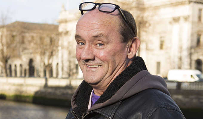 Brendan O'Carroll donates £25k to tragic family | Spontaneous donation from Mrs Brown star