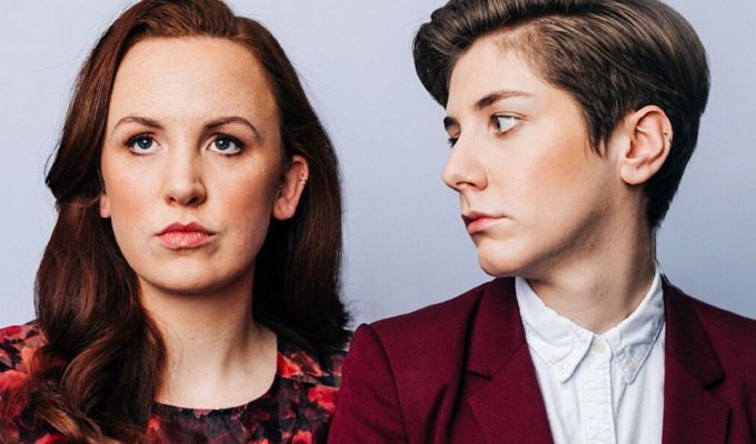 New Bbc Podcast For Catherine Bohart And Sarah Keyworth News 2020 Chortle The Uk Comedy Guide
