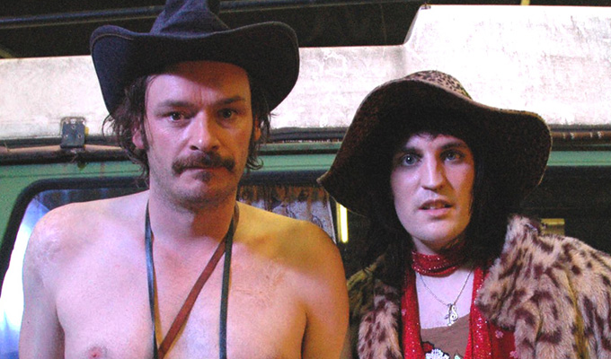 Mighty Boosh are planning 'a live thing' | ...then maybe we'll finally see that movie