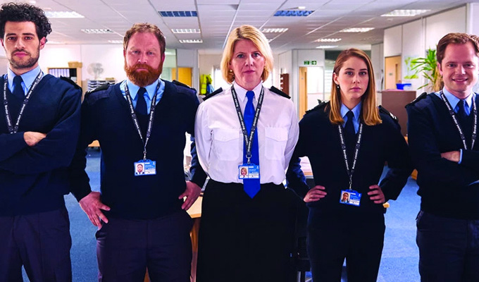 TV review: Borderline | Steve Bennett on Channel 5's new comedy