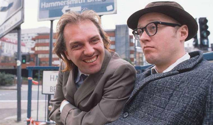 Council: We're up for erecting a Rik Mayall bench | Fans' campaign gets official backing