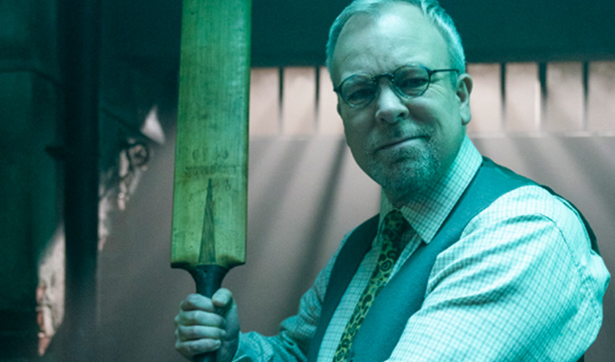 Steve Pemberton joins Bounty Hunters | Watch the first trailer for series two of Jack Whitehall's comedy