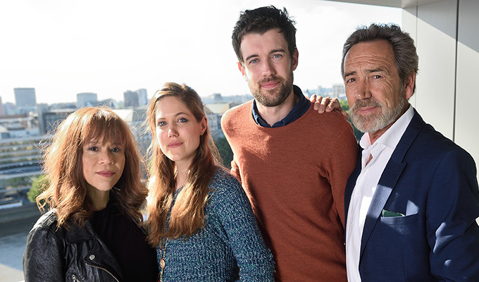 Cast announced for Jack Whitehall's Bounty Hunters | Including Robert Lindsay and Doc Brown