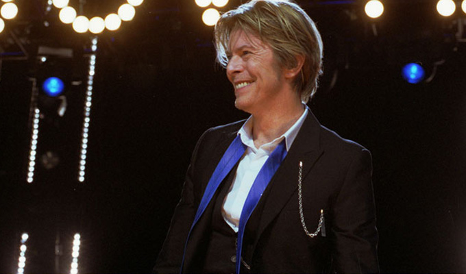 When David Bowie played the comedian | Six clips that showed his witty side