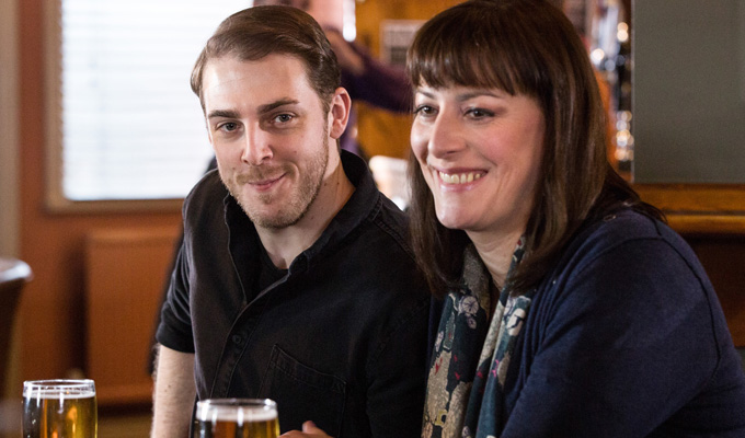 It's not the trans Terry And June... | Cast and crew on BBC Two's groundbreaking new sitcom Boy Meets Girl
