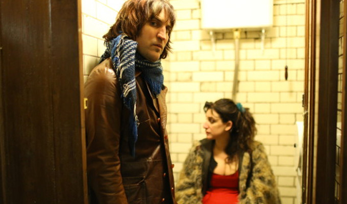 Movie review: Brakes | Starring Noel Fielding, Julian Barratt and Julia Davis