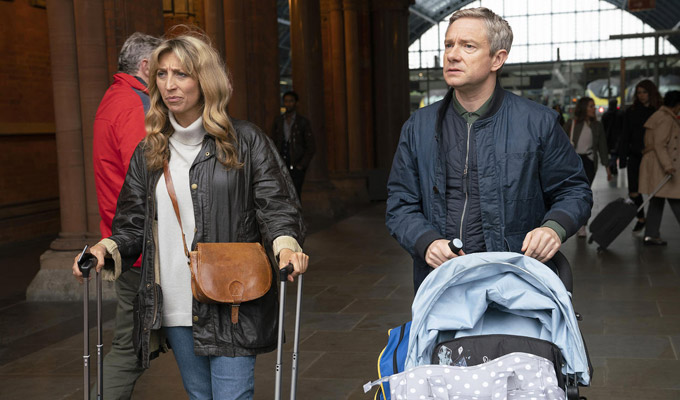 Exclusive: Breeders spawns a second series | While Karl Pilkington says Sick Of It is over