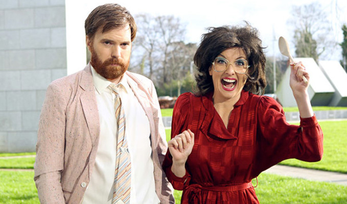 Gold buys Irish sitcom hit Bridget & Eamon | First RTE comedy to air in the UK