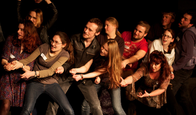 Britain gets a new improv comedy venue | 100-seater dedicated to the genre
