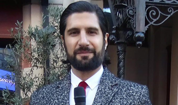 'This might be the last thing I ever make on television' | Kayvan Novak speaks to Jay Richardson about  Britain Today Tonight