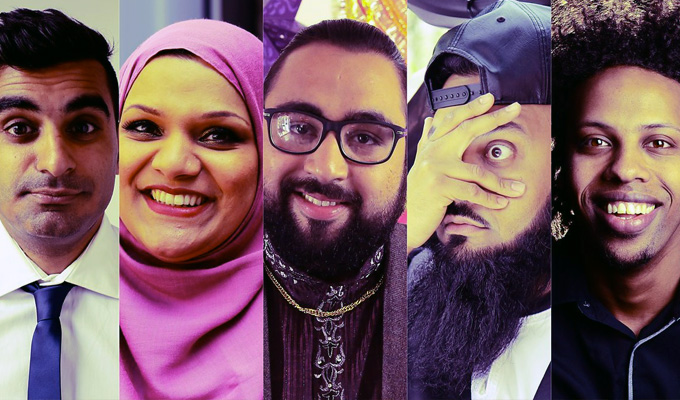 British Muslim Comedy | Review of the new iPlayer shorts by Steve Bennett