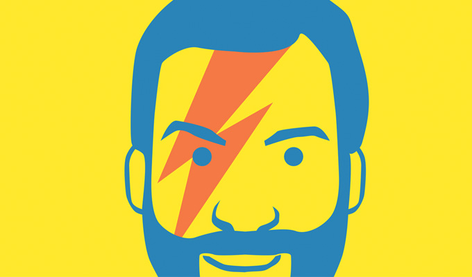 Adam Buxton's Bug: David Bowie Special | Gig review by Steve Bennett at Latitude