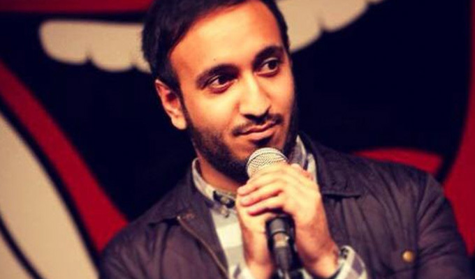Bilal Zafar is 'top of the bill' | Comic crowned 2016 Naty winner