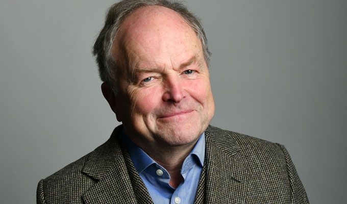 Clive Anderson: Me, Macbeth and I : Reviews 2019 :     Chortle : The UK Comedy Guide