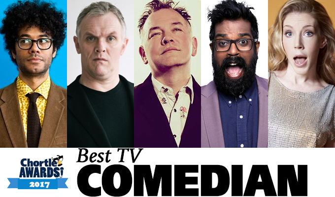 And finally... best show | Chortle awards shortlists out