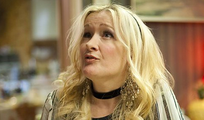 Caroline Aherne to make a rare TV appearance | ...directed by Craig Cash