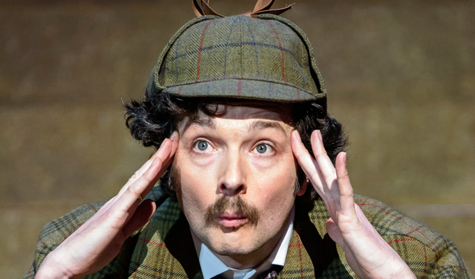 Win a night at the opera | See Chris Addison from your own box
