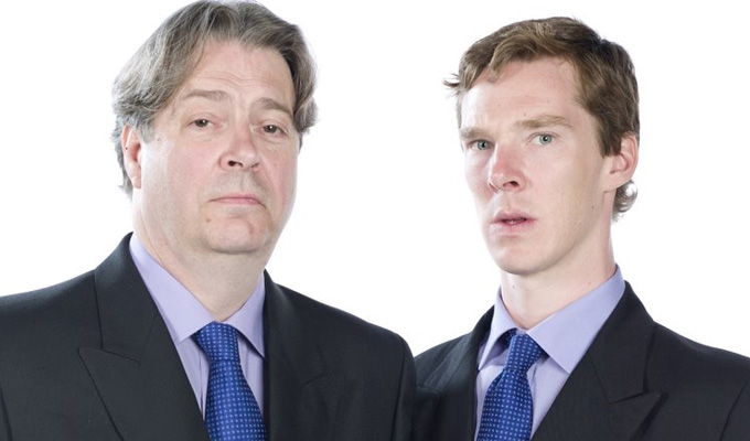 Cumberbatch: I'd love to make more Cabin Pressure | ...but writer John Finnemore is less keen