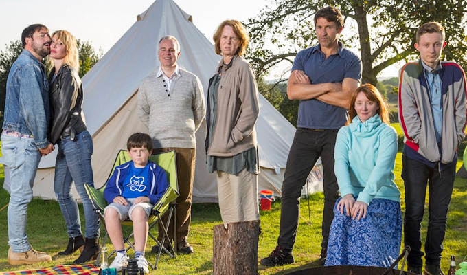 American remake for Julia Davis's Camping | With Girls creators Lena Dunham and Jenni Konner