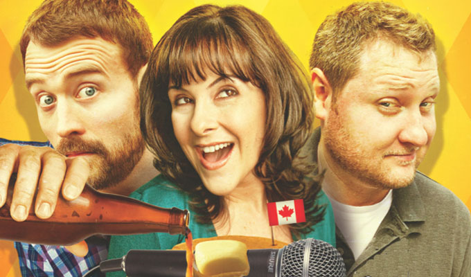 The Canadians of Comedy