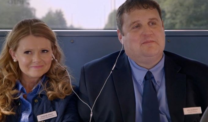 Peter Kay's Car Share: The Finale | TV review by Steve Bennett