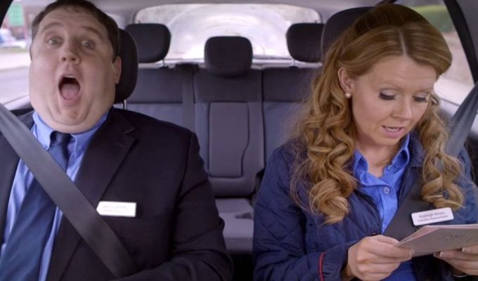 6million share Peter Kay's commute | Car Share finale is a ratings hit