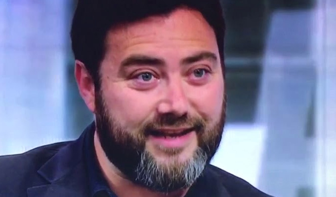 Ukip's Carl Benjamin claims he's saving comedy with his rape jokes | 'The BBC is doing all it can to kill it off'