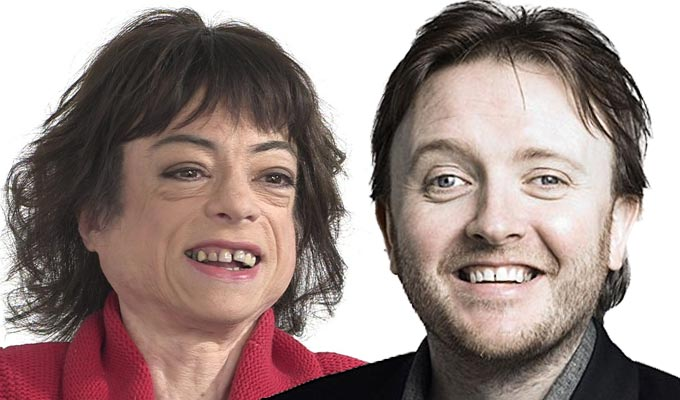 Where are the disabled comedians on panel shows? | Liz Carr and Chris McCausland are about to break a long drought