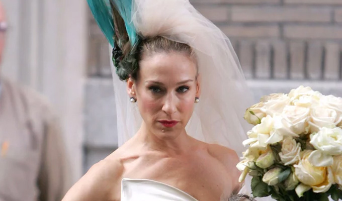 Who did Carrie Bradshaw marry? : Features 2019 : Chortle : The UK Comedy Guide