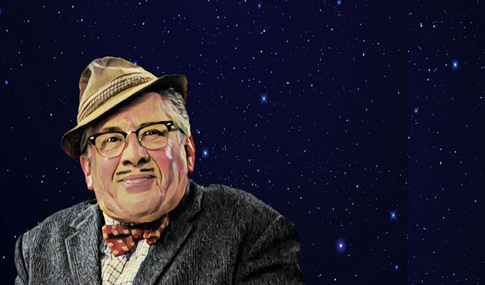 Count Arthur Strong: Is There Anybody Out There? | Gig review by Steve Bennett at the Leicester Square  Theatre, London
