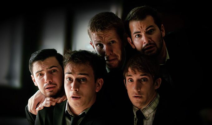 Casual Violence Presents: House Of Nostril | Gig review by Steve Bennett at Soho Theatre
