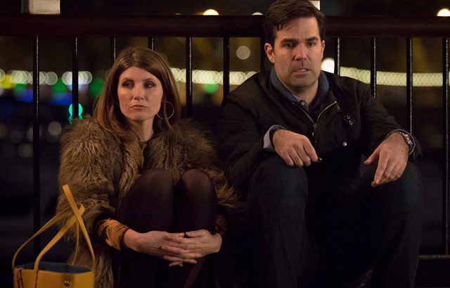 If people don't like this show, they don't like us | Sharon Horgan and Rob Delaney on Catastrophe