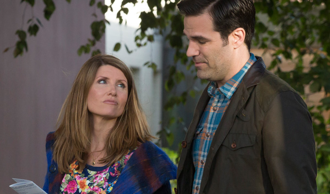 Work starts on Catastrophe series 3 | 'We're back in the office'