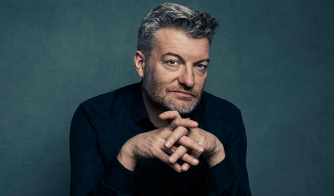 Charlie Brooker's Antiviral Wipe | TV review by Steve Bennett