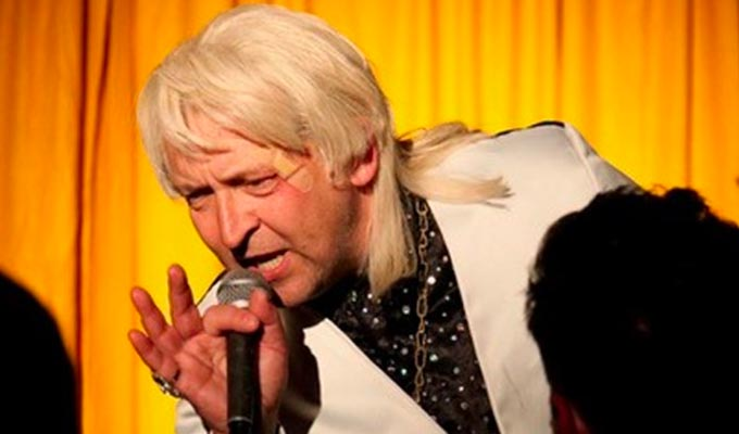 Clinton Baptiste In The Paranormalist Returns | Gig review by Steve Bennett at the Palace Theatre, Watford