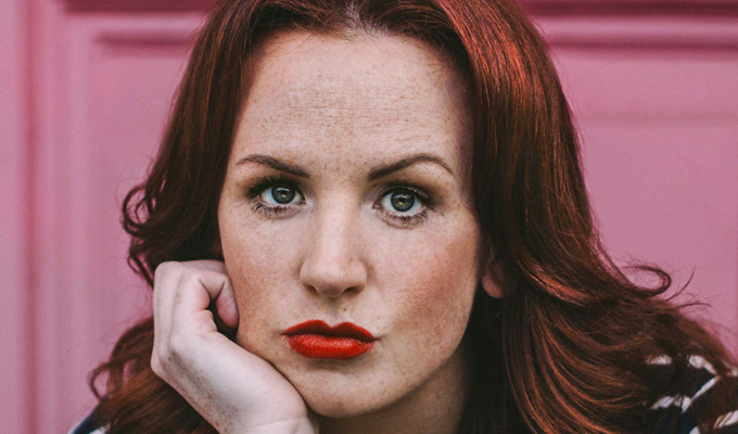 Catherine Bohart: Immaculate | Edinburgh Fringe review by Steve Bennett