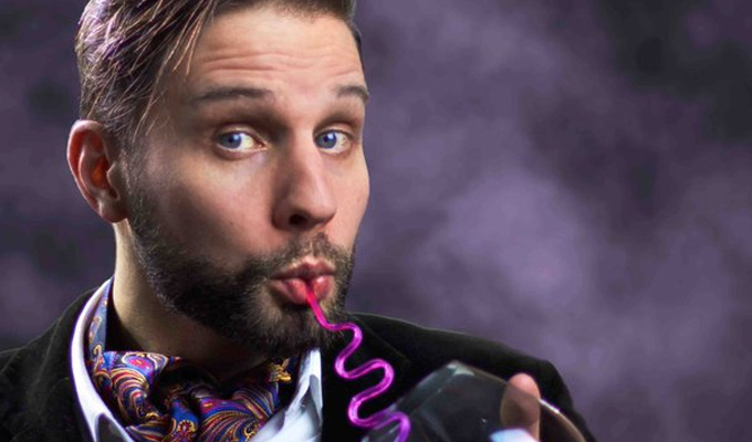 Charles Booth: VSOP | Brighton Fringe review by Steve Bennett