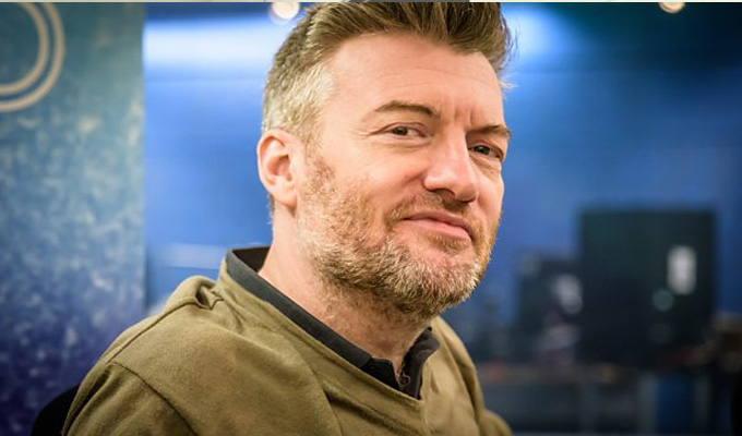 'I'm not a horrible, sarcastic monster' | Charlie Brooker says he's goofier than he appears on TV