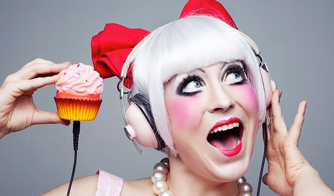 Clara Cupcakes: The Merchant of Whimsy | Melbourne International Comedy Festival review by Steve Bennett