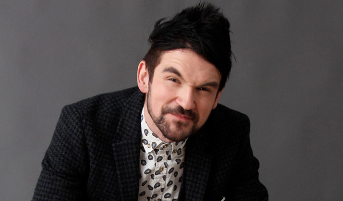Colin Cloud makes America's Got Talent live heats | ...and gets Mel B to stab Simon Cowell