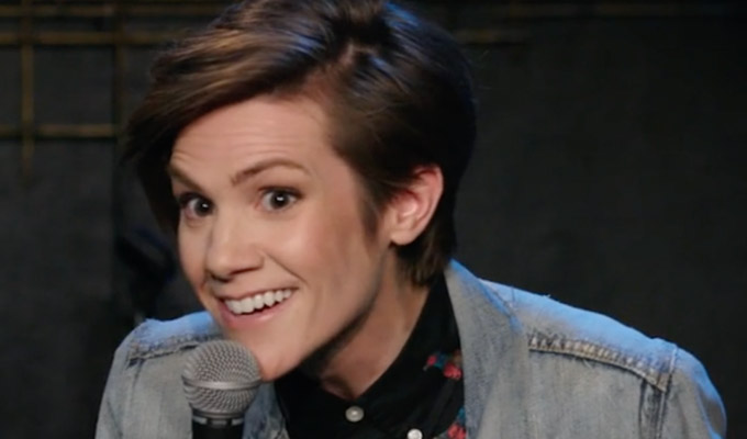 Stop complaining that you can't use hate words! | Cameron Esposito lays into fellow comedians
