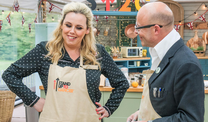 When is the Great British Bake Off back? | Harry Hill and Roisin Conaty in first celebrity special