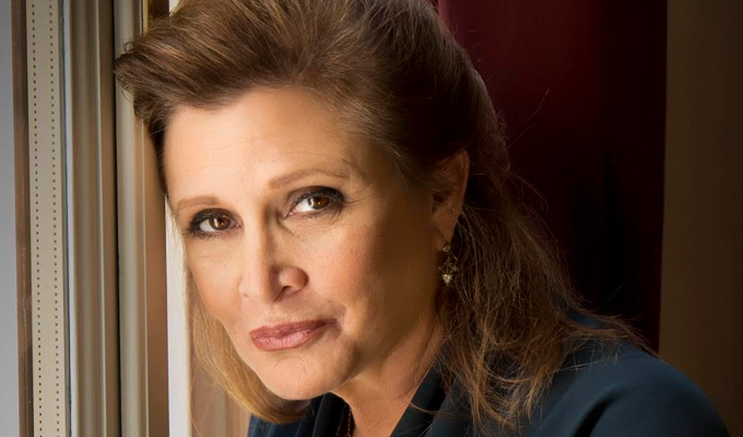 Carrie Fisher joins C4's Catastrophe | A tight 5: December 20