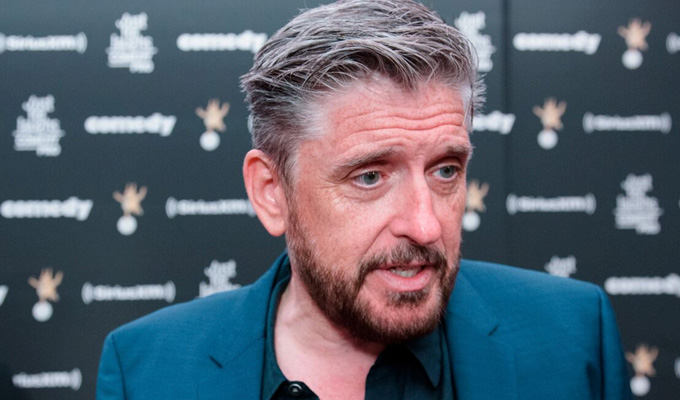 Craig Ferguson: The New Deal Tour | Gig review by Steve Bennett at Just For Laughs, Montreal