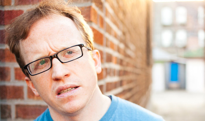 'You can't just cater to the hipsters' | Chris Gethard on his formative gigs