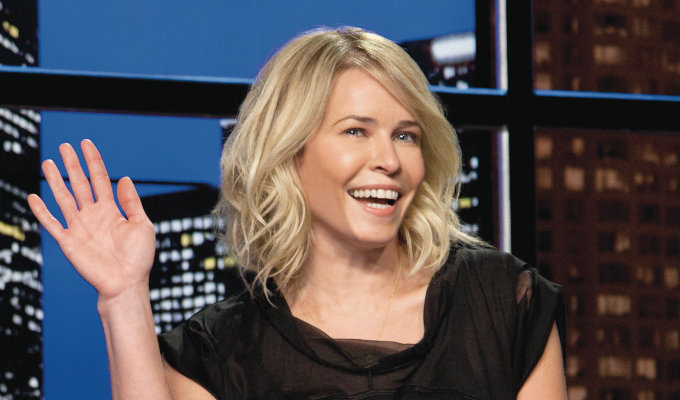 New book from Chelsea Handler | ...her first in five years