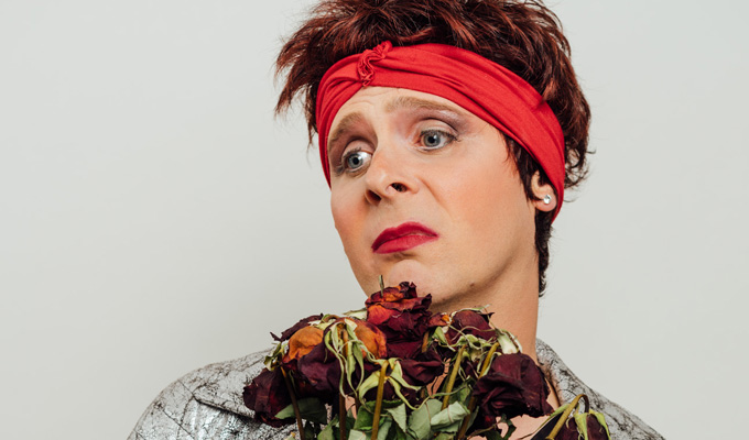 Colin Hoult  Anna Mann: A Sketch Show for Depressives
