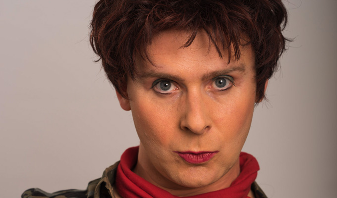Colin Hoult: Anna Mann – How We Stop The Fascists | Gig review by Steve Bennett at Soho Theatre