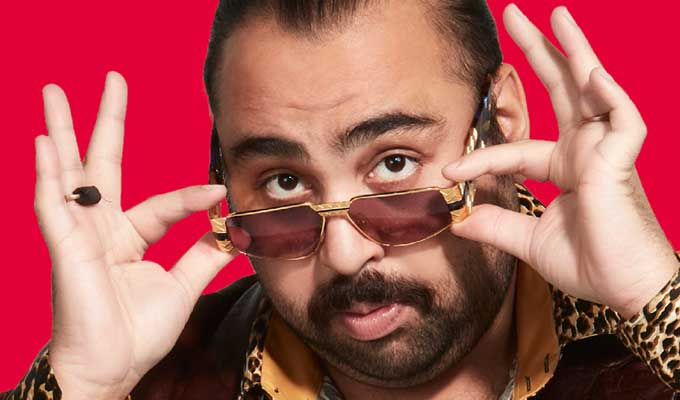 Chabuddy G launches a Peanut Dust Burger | Finally, a use for all that product