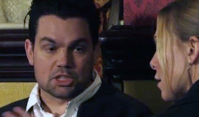 Charlie Baker joins EastEnders | Comic makes his soap debut tonight